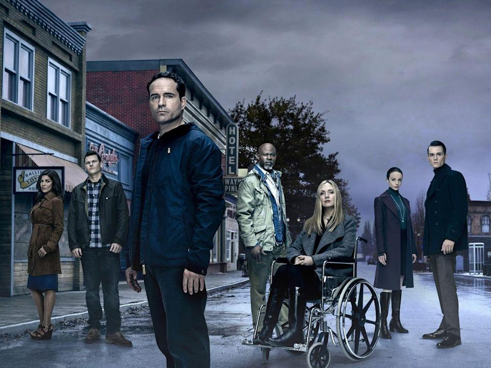 <p><strong><em>Wayward Pines</em></strong><br><br>Much like Delaware, there aren't a ton of shows set in Idaho (a shame, it is so beautiful there!), but this sci-fi series was set in a fictional Idaho town with some unusual happenings, and the premiere was directed by M.Night Shyamalan.</p>