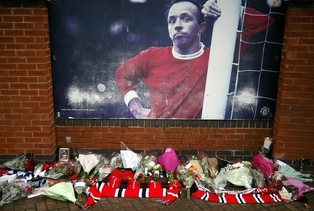 English football continues to mourn the death of former England World Cup winner Nobby Stiles