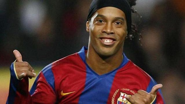 In what is bound to raise many eyebrows, Brazil football star Ronaldinho is set to marry his two girlfriends- Priscilla Coelho and Beatriz Souza, at the same time, this August. The rare wedding will happen at the former Barcelona player's £5 million Rio de Janeiro mansion. The trio is reported to be living 'harmoniously' since December last year.