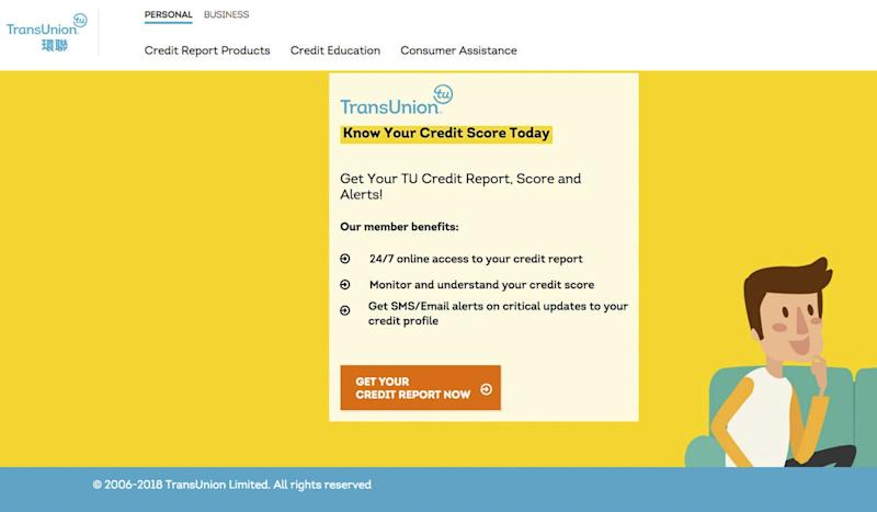 Credit bureau TransUnion urged to tighten online security after local newspaper says it easily obtained data on Hong Kong Chief Executive Carrie Lam and Financial Secretary Paul Chan