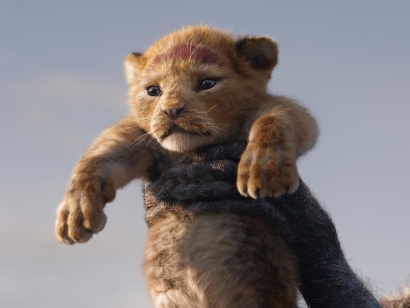 'The Lion King' was remade in 2019Disney