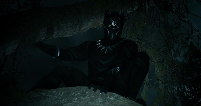 Beware, The Black Panther (credit: Marvel Studios)