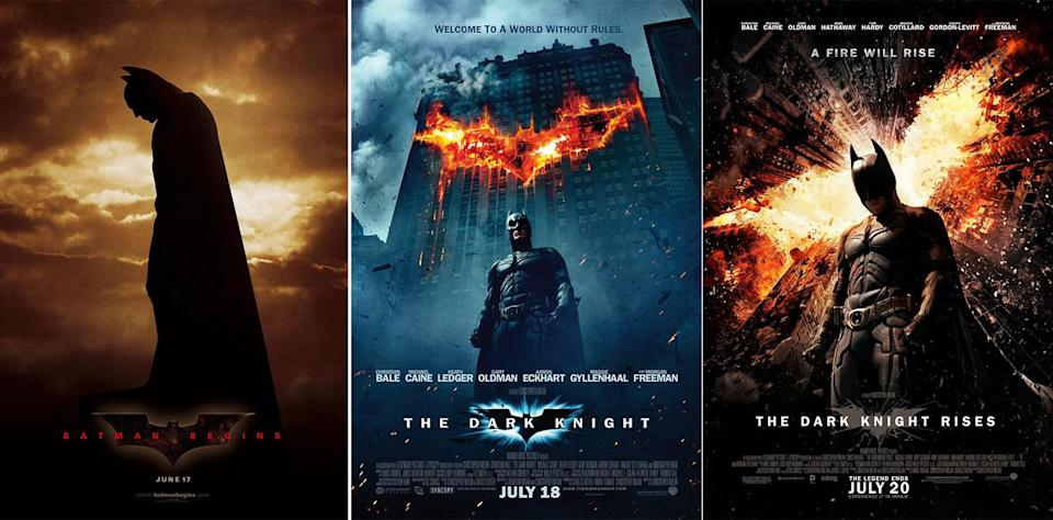 With his Dark Knight trilogy, Nolan changed the face of blockbusters forever (Warner Bros.)