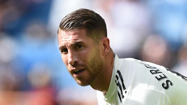 Sergio Ramos was the subject of doping claims last week, but he has the backing of Real Madrid coach Santiago Solari.