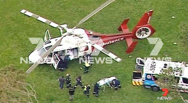 Pictures: 7 News