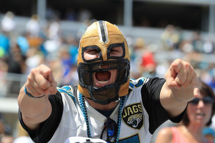 Get excited, Jaguars fans.