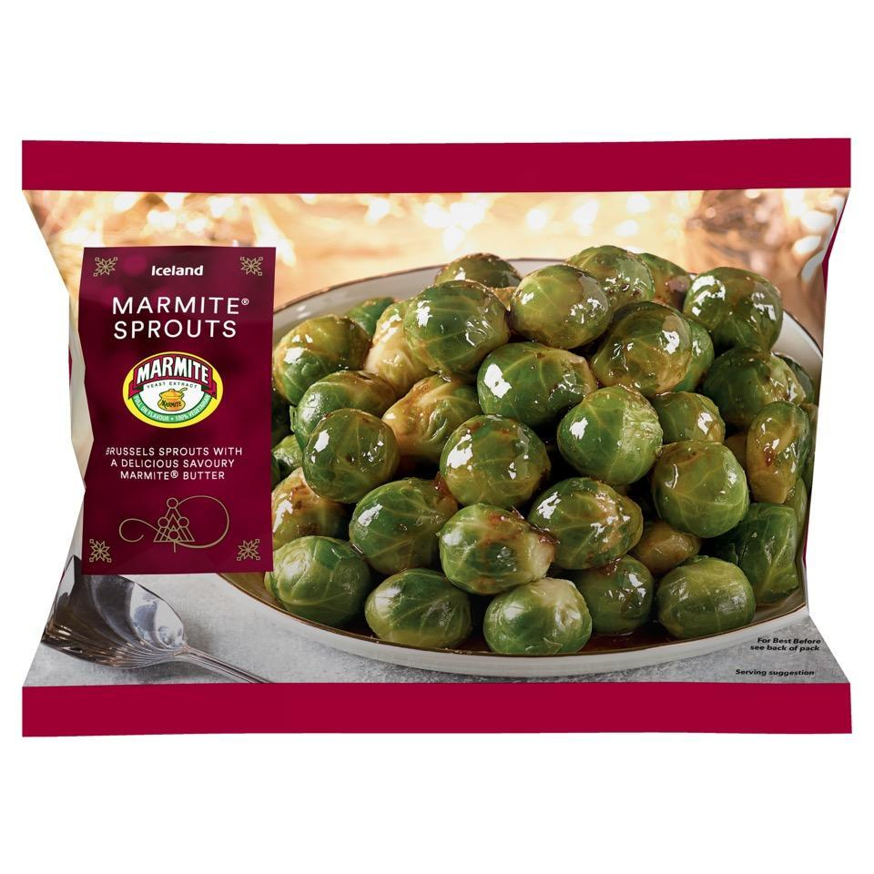 Do you dare try out Iceland's Marmite sprouts? [Photo: Iceland]