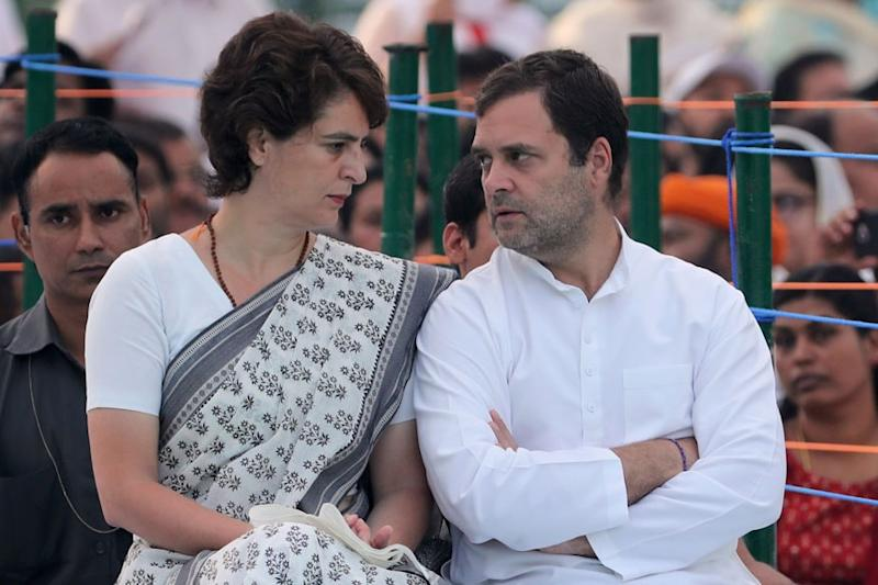 Following Up on Priyanka's Orders, Rebuilding Rahul's Profile: Focus on 1st Family Sparks Rumblings in Cong