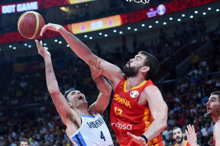 Marc Gasol has achieved an NBA title-World Cup double