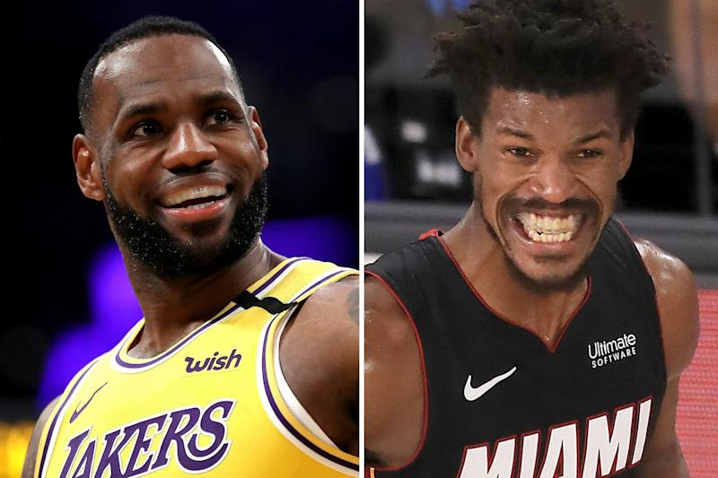 Comienza la final de la NBA entre Los Ángeles Lakers y Miami Heat