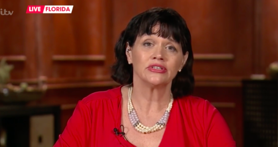 <em>Samantha Markle said her father has not been offered support (ITV)</em>