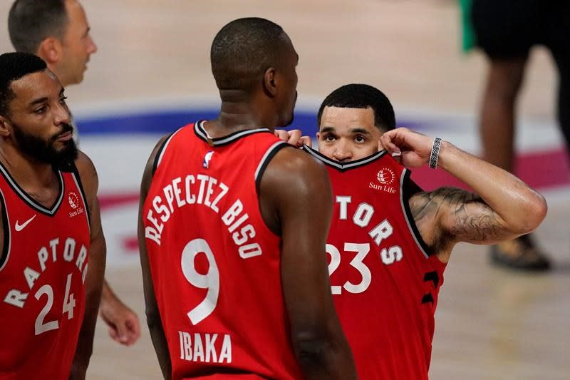"""Raptors will be the """"away"""" team in Game 6, but home court means little in bubble"""