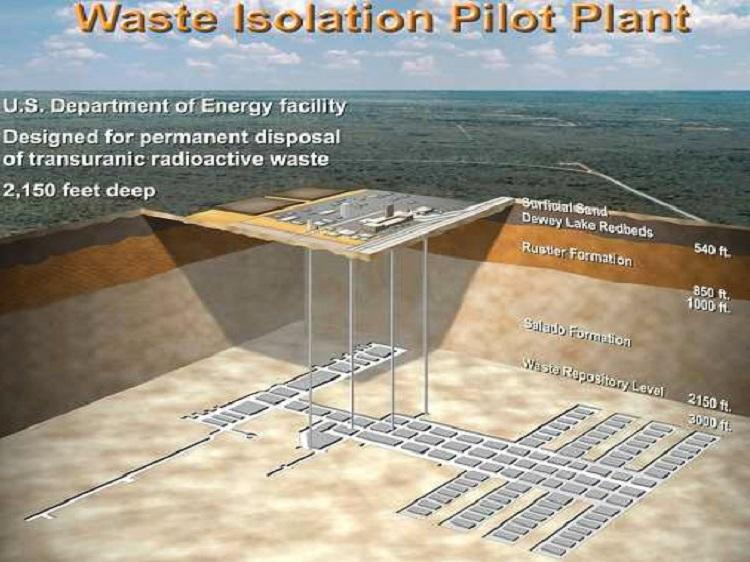 New Mexico Nuclear Leak: Further Radiation Detected at Waste Plant