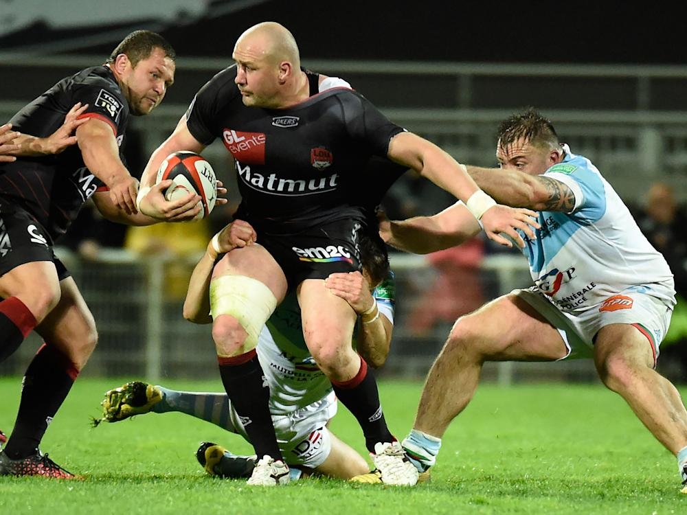 Carl Fearns will become a Gloucester player next season after signing a 'long-term contract': Getty