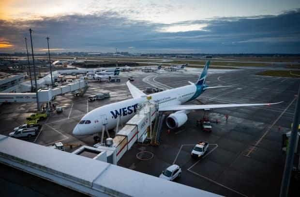 WestJet said in a statement Tuesday it is