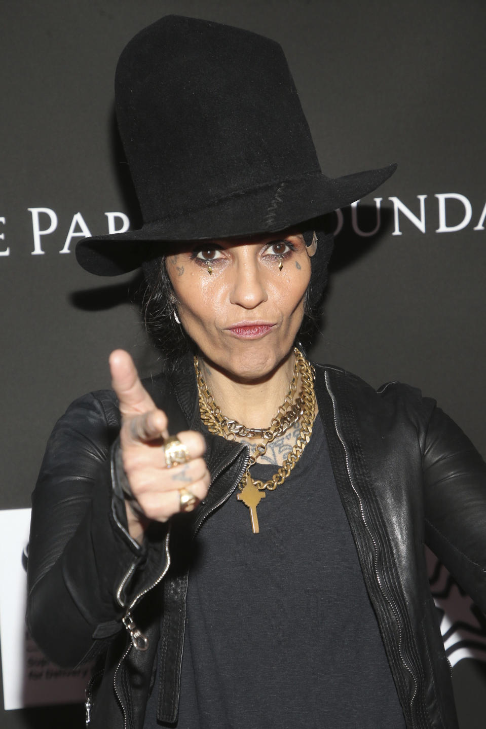 Linda Perry in 2020. (Photo: Faye Sadou/MediaPunch/IPX)