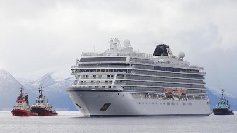 More than 475 passengers were airlifted from the Viking Sky after it ran into trouble in a storm
