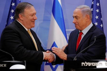 Time for the United States to 'recognize Israel's sovereignty over the Golan Heights'