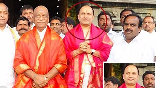 ED Nabs Businessman Sekhar Reddy on Money Laundering Charges