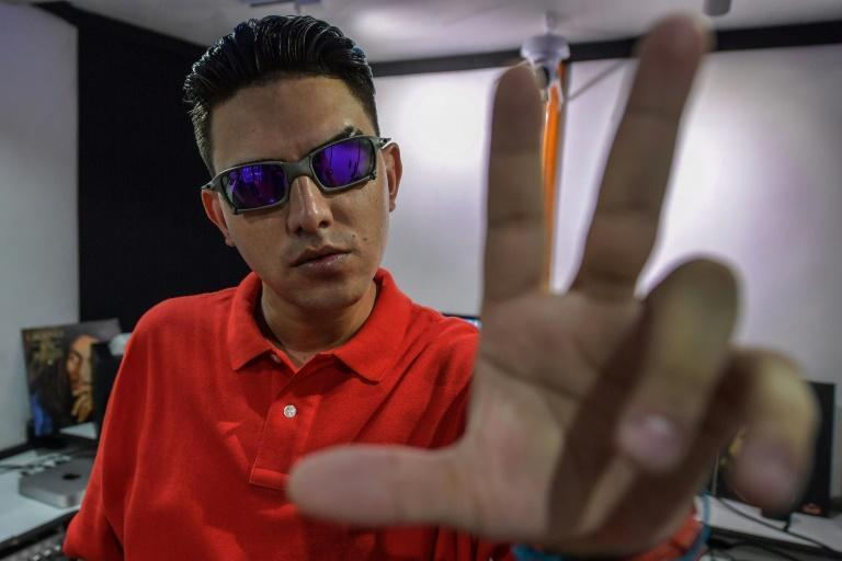 Brazilian MC Fioti hopes his re-worked 2017 hit song will push his nation's people to get the Covid vaccine