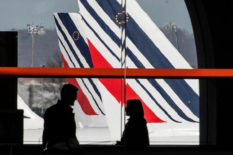Air France-KLM's Top Management Shuffle Leaves Unions in Limbo