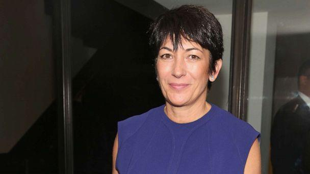 PHOTO: Ghislaine Maxwell attends an event in New York, Oct. 18, 2016. (Patrick McMullan via Getty Images, FILE)