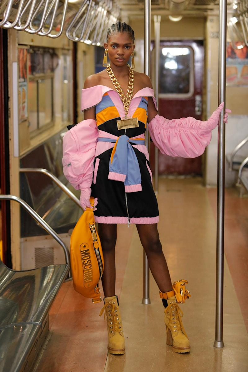(Getty Images for Moschino)