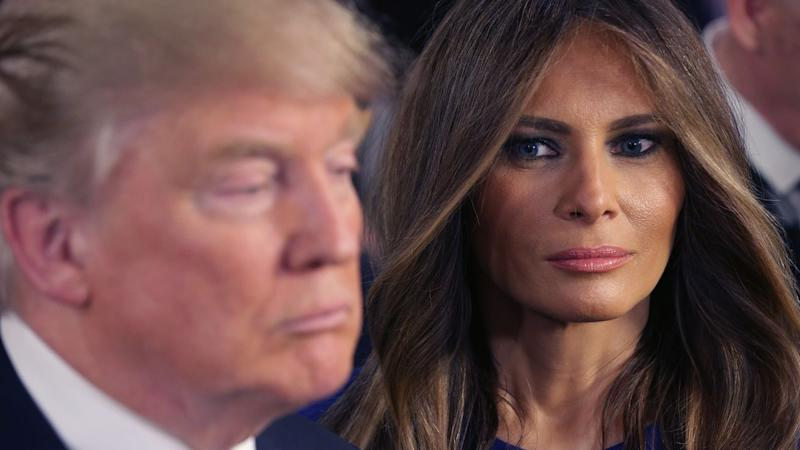 culture features melania trump interview