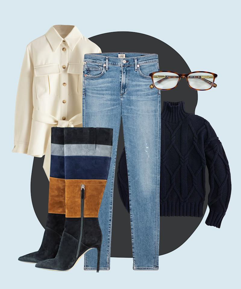 f49dc638aa6 Fall s 4 Biggest Boot Trends —   How To Style Them