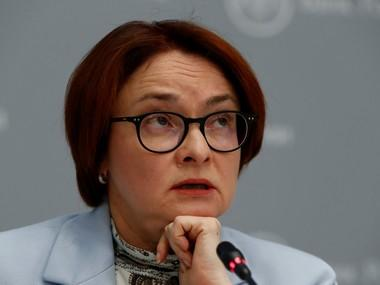Russian Central Bank governor Elvira Nabiullina ranks 49th in Forbes 100 most powerful women list for 2018