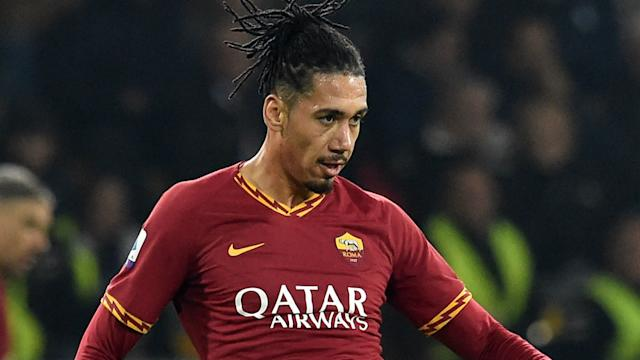 Chris Smalling Roma 2019-20