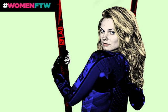 Big things are to come for Jessie Diggins — Team USA's best shot at medaling for cross-country skiing. (Photo: Getty Images/Quinn Lemmers for Yahoo Lifestyle)