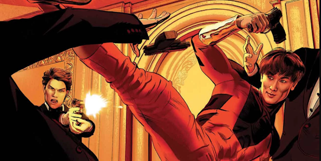 Shang-Chi will be the first Asian hero to lead a MCU movie (Marvel Comics)