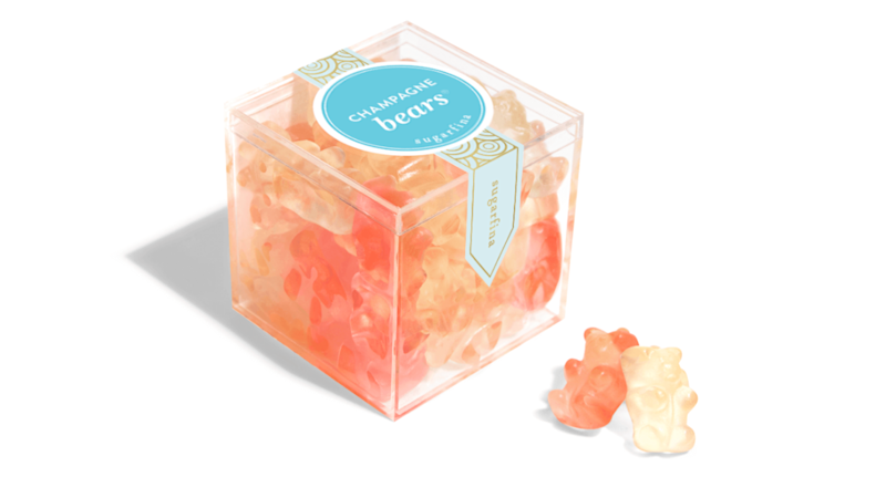 Best gifts for wine lovers 2019: Sugarfina Champagne Bears.