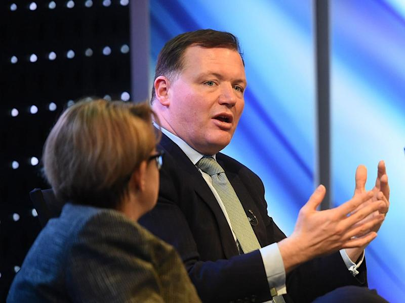 Damian Collins MP raised his concerns to the Serious Fraud Office (Getty)