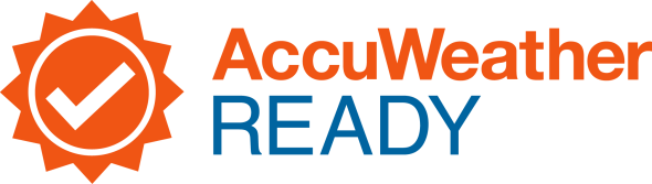 AccuWeather ready logo