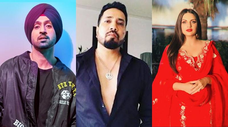 Farm Bill Protests: Diljit Dosanjh, Mika Singh, Himanshi Khurana Tweet #IStandWithFarmers Extending Support to Farmers Opposing Modi Govt's New Agriculture Reforms