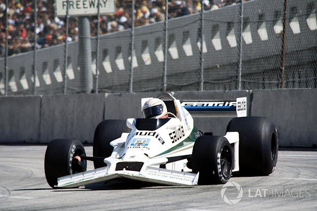 "1978-79: Williams-Cosworth FW06 (1º construido por el equipo) <span class=""copyright"">Sutton Motorsport Images</span>"