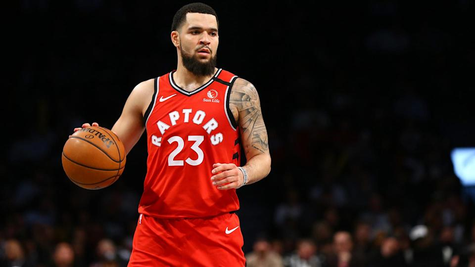 Fred VanVleet is as confident as ever. (Photo by Mike Stobe/Getty Images)