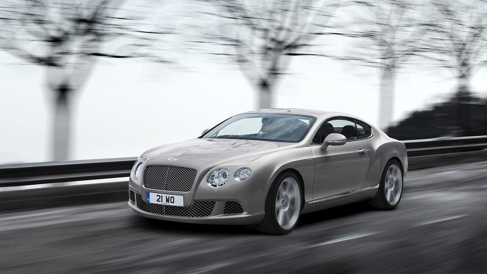 Fancy a test drive in something different? Try the Bentley GTI