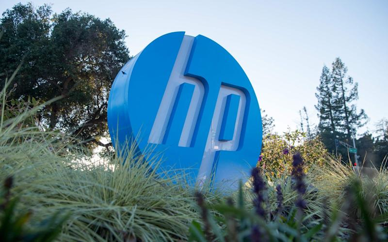 HP Inc. said it turned down a $33 billion hostile takeover bid from Xerox - AFP