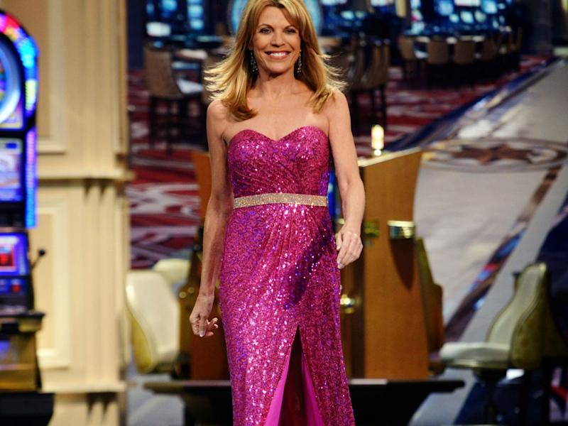 Vanna White Says She\'s Never Repeated A Dress On Wheel Of Fortune
