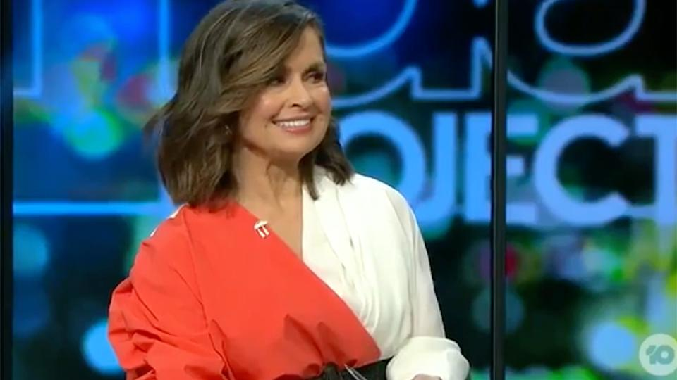 lisa wilkinson the project
