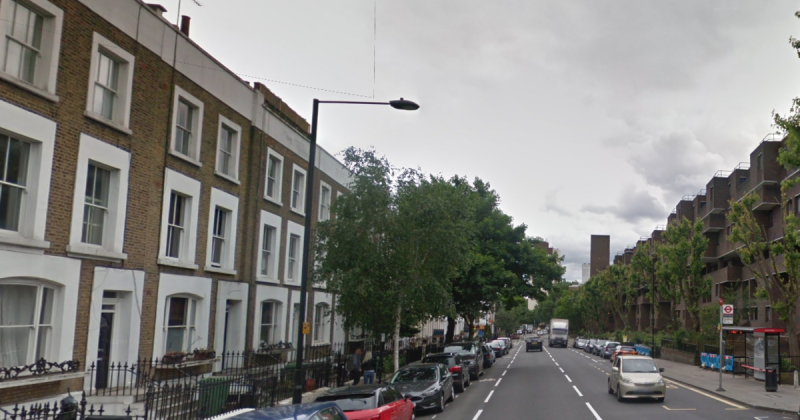 Police have launched murder investigations after two young men were fatally stabbed in north-west London within a mile of each other.