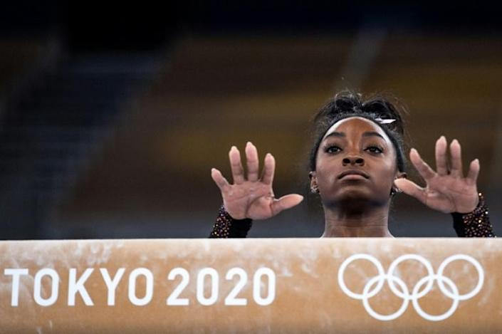 Gymnastics superstar Simone Biles is hoping for five gold medals at the Tokyo Games