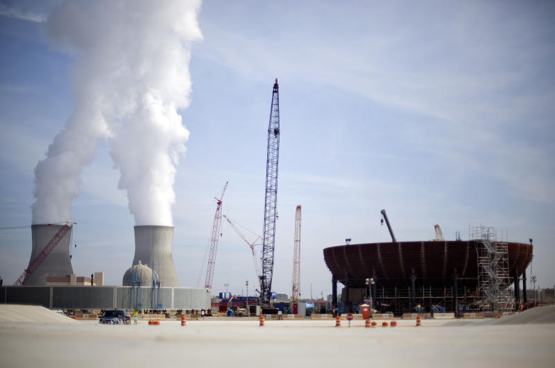 AP IMPACT: Building costs rise at US nuclear sites