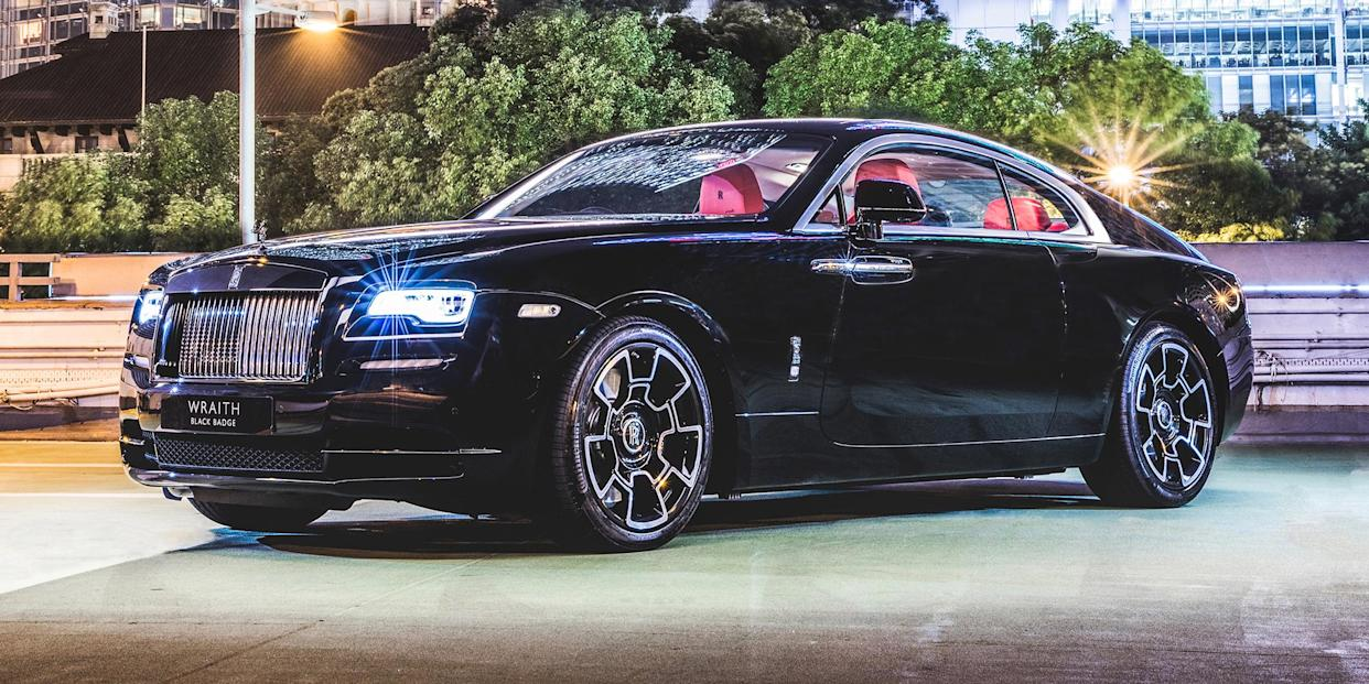 Rolls Royce Black Badge >> The Rolls Royce Black Badge Is The Greatest Gt Car