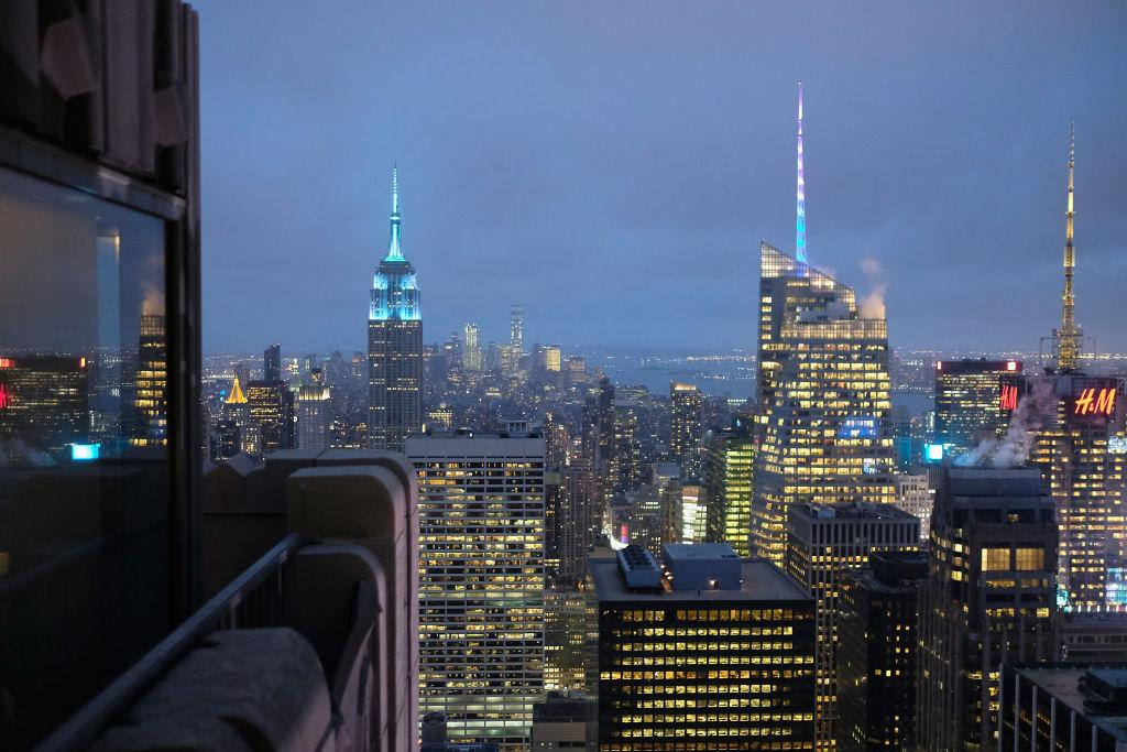 <p>No. 20: Empire State Building<br />Location: New York, U.S.<br />Tags: 1,536,186<br />(Photo by Dimitrios Kambouris/Getty Images for Harper's BAZAAR)<br /></p>