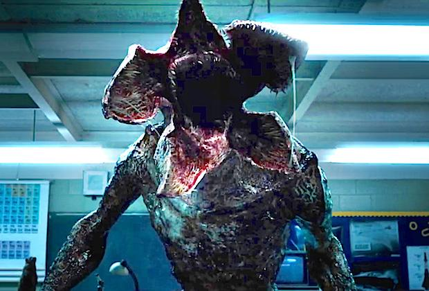 Image result for Stranger Things Bloopers Demogorgon