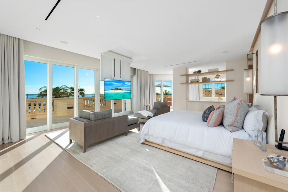 A Fisher Island, Fla. condominium is going up for sale later this month. Photos provided by Michael Czerepka (UpSpring PR).